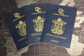 Antigua & Barbuda (CIP) Ranked First in The Region