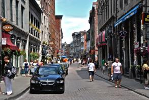 Travel to Montreal for its 375th Anniversary